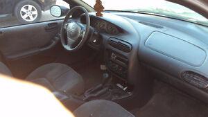1999 Plymouth Breeze Sedan