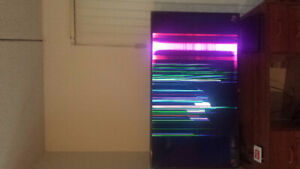 Broken Screen LED TV- LG 55 Inch