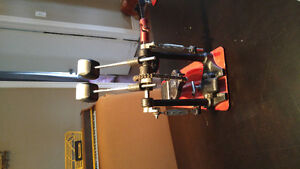 Dw5000 double kick pedal