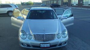 2007 E350 Benz clean run very good and well maintain lady driven