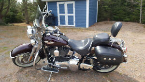 2005 Softail Deluxe