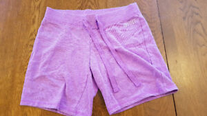 1 pair of cute Mauve shorts from Justice