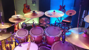 Drummer Available For Gigs, Session Work.......