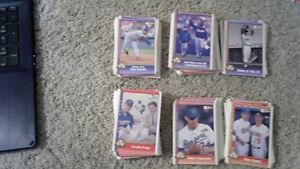 NOLAN RYAN 250 TRADING CARDS