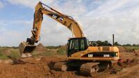 Excavator Operator Available for Full time work