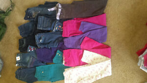 EUC girls size 10 Pants! great deal