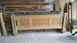 NEW KING SIZE FOOTBOARD
