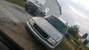 1999 GMC Sonoma 4.3 vortex part out/sell as whole