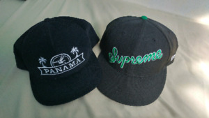 SUPREME HATS FOR THE LOW
