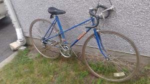 Vélos  route vintage ompax femme médium