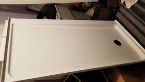 48 inches x 32 inches Shower Stall Base