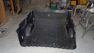 Bed Liner for a 2007 GMC Short Box