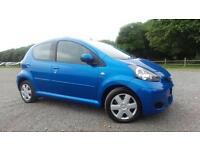 2009 59 TOYOTA AYGO 1.0 BLUE VVT-I 5D AUTO 67 BHP