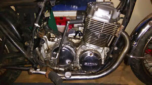 Looking for an engine for a cb750