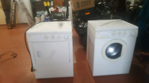 Fridge,stove,washer, and dryer