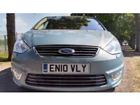 Ford Galaxy 2.0TDCI TITANIUM Good / Bad Credit Car Finance (blue) 2010