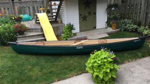 Coleman Explorer 16 ft Canoe - 3 Person Canoe SOLD