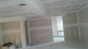 DRYWALL TAPING SERVICE