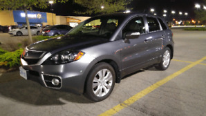 2012 ACURA RDX SH-AWD W/TECHNOLOGY PACKAGE