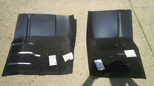 Ford F-series and Bronco floor pans (1980-1998)