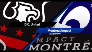 Impact de Montréal vs D.C. United (August 4, 2018)