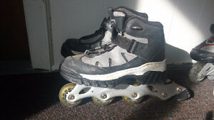 Boys Roller Blades Size 7