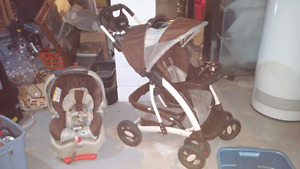 Graco Stroller/Carseat combo