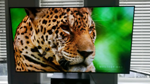 "XBR65A1E 65"" SONY 4K OLED SMART TELEVISION"