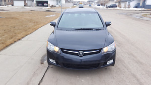2008 Acura CSX!! One owner!! Low kms!! Accident free!!
