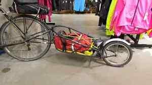 Remorque Bob Yak Trailer pour vélo