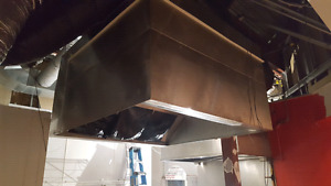 Fume/Heat Exhaust Hood