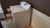 GE (HE) Top Load Washer 2 years old