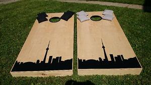 Hand Crafted Cornhole Boards Kitchener / Waterloo Kitchener Area image 4