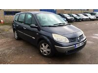 Renault G-SCENIC DYNAMIQUE VVT, 7 seater MPV, 5-door,1.6 full service history