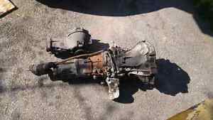 Audi 01E 6 speed and differential