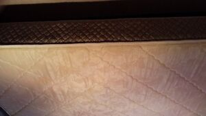 QUEEN SIZE MATTRESS FOR $40 OR BEST OFFER.