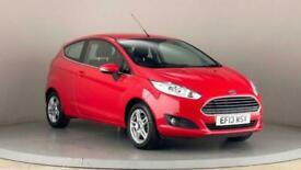 image for 2013 Ford Fiesta 1.25 82 Zetec 3dr Hatchback petrol Manual