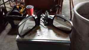 LEFT AND RIGHT HEATED MIRRORS FOR 2000 JEEP GRAND CHEROKEE
