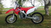 CRF250R 2012 INJECTION