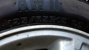 195/65/R15 Tires