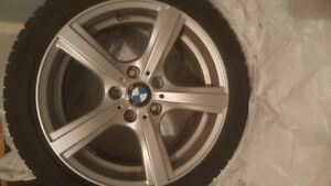 BMW Z4 Winter Tires and Rims