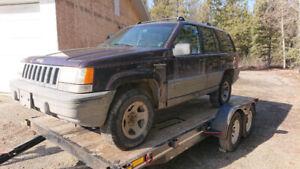 Jeep Grand Cherokee Laredo  & Subaru Forester For Sale