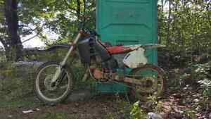 Looking to trade for a 250 2 stroke