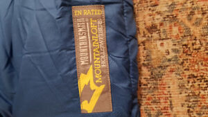 "Brand New ""Mummy"" sleeping bag"