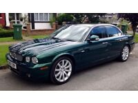 Jaguar xj6 facelift excellend condition