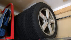 Honda Snow Tires/Rims P205/60/R16