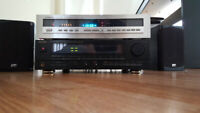 Vintage Pioneer FM/AM Digital Synthesizer Stereo Tuner TX-D1000