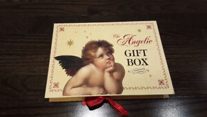 Angelic Gift Box & Photo Album Set