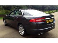 2012 Jaguar XF 3.0d V6 Premium Luxury 4dr Aut Automatic Diesel Saloon