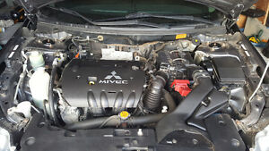 2008 Mitsubishi Lancer LOW KMS, WARRANTY Edmonton Edmonton Area image 7